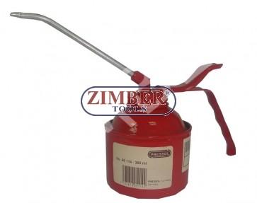 Pompa manuala ulei PRESSOL 350 ml.