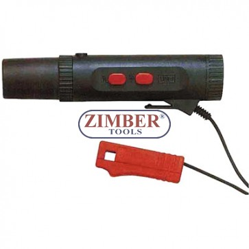 Pistol stroboscopic 12 volt , ZR-39TLSP - ZIMBER TOOLS.