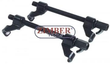 Presa pentru arcuri de suspensii deschidere maxima 270 mm - ZR-36SCC07 - ZIMBER-TOOLS