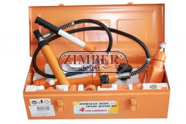 Presa hidraulica pentru caroserii 4-t,T70401.