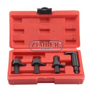 Set fixare distribuție 1.2 6V, 12V VW, Seat, Skoda, ZT-04182 - SMANN TOOLS.