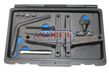 Set fixare distributie BMW (S65), ZR-36ETTSB66 - ZIMBER TOOLS