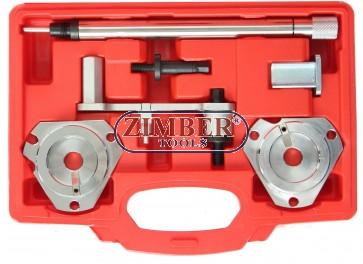 Set fixare distributie Fiat, Lancia, 1.6 16V , ZT-04A2232 - SMANN TOOLS.