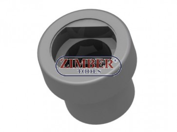 Tubulara 28 x 37-mm cu 2.Pereti pentru Bolturi de Arcuri Suspensie Camion SCANIA -  ZIMBER TOOLS.