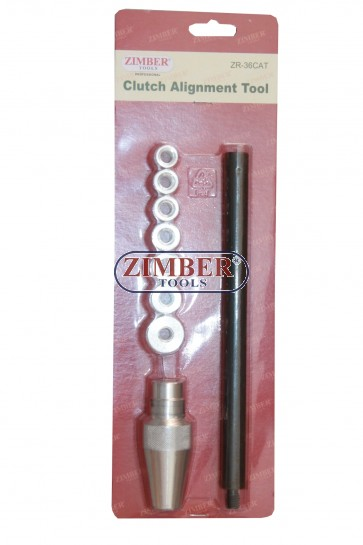 Trusa pentru centrat ambreiaje ZL-6031-ZIMBER-TOOLS.