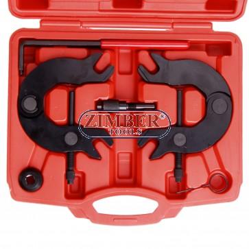 Trusa de Fixare Distributie  AUDI A4 - A6 3.0 V6 5V,ZT-04A2023 - SMANN TOOLS