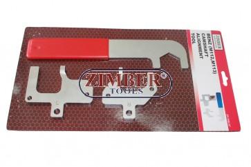 Trusa de Fixare Distributie Benz M112, M113 - ZR-36BCAT - ZIMBER TOOLS.