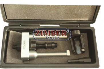 Trusa pentru extras cap injectoare Mercedes Benza clasa C, clasa E, Sprinter  CDI engines 2.1 and 2.2L , 903G19 - FORCE