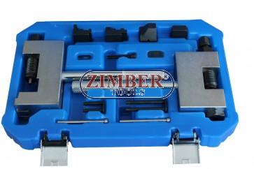 Trusa pentru nituit lant distributie Mercedes - ZT-04A2175 - SMANN TOOLS
