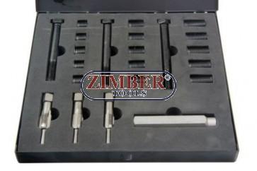 Trusa reparat filet bujie  M12 x 1.25 -mm - ZT-01Z5187 - SMANN TOOLS