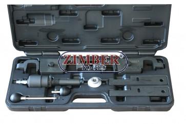 Trusa blocaj distributie Porsche Cayenne, Panamera 4.5-4.8 V8 - ZR-36PCATK03 - ZIMBER TOOLS.