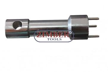 Cheie pentru freza rectificat scaune supape - ZR-41PVRST01 - ZIMBER TOOLS