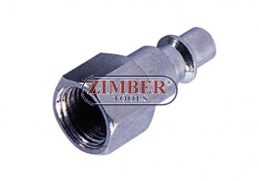 "Cuplaj rapid cu filet interio 1/4"" ZDC-2 - ZIMBER"