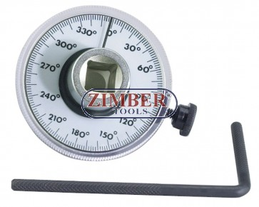 Goniometru 1/2, ZR-17ATW01 - ZIMBER-TOOLS.