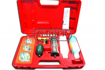 Tester garnitura de chiuloasa, ZR-36CLTRTC03 - ZIMBER