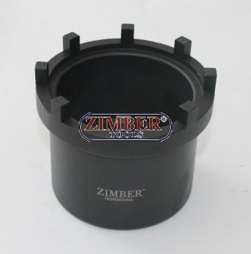 Cheie tubulara pentru indepartare piulita ax de la 8 Studs SCANIA 420 (ZR-36GNS) - ZIMBER-TOOLS.
