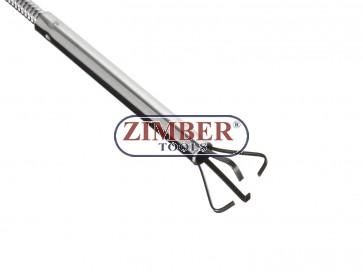 Recuperator flexibil cu gheare- ZR-36PUT06 - ZIMBER TOOLS.