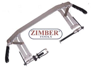 Presa pentru arcuri de supape, ZR-36VSC07 - ZIMBER TOOLS