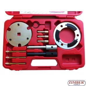 Set fixare distributie Ford 2.0, 2.2, 2.4 TDDI,TDCI, ZR-36ETTS53  - ZIMBER TOOLS