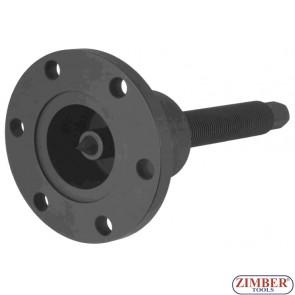 Presa speciala pentru butuc fata camioane MAN, 55 / 166-mm - ZR-36WHRMF - ZIMBER-TOOLS