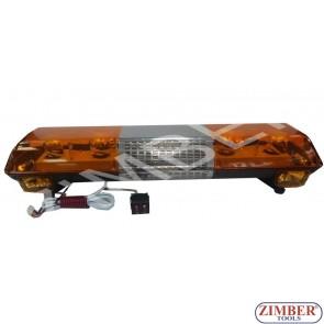 Rampa luminoasa - rampa girofar 12V -133*41*31cm
