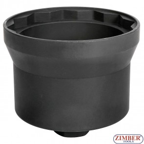 Cheie tubulara  pentru indepartare piulita ax de la Camion 110-mm.  IVECO, ZR-36ANS110 - ZIMBER-TOOLS