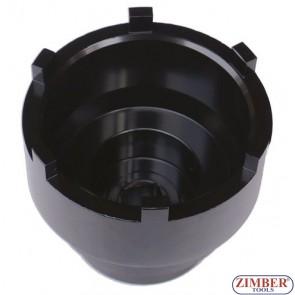 Cheie tubulara pentru indepartare piulita ax de la Camion BENZ- MAN  95-115mm,  ZR-36ANSBMR01 - ZIMBER-TOOLS.