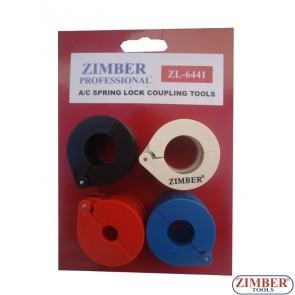 DISPOZITIVE PENTRU DECONECTAT TUBURI DE AER CONDITIONAT SI COMBUSTIBIL - ZL-6441 -ZIMBER-TOOLS
