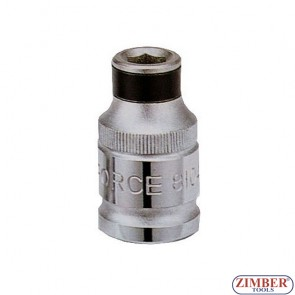 "1/2"" (F) Bit holder 10mm (F) 81047 - FORCE"