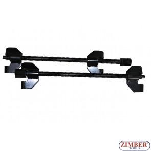 Presa pentru arcuri de suspensii deschidere maxima 370 mm