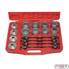 Trusa universala pentru montat / demontat rulmenti si bucse - ZK-1340