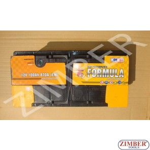 Акумулатор Monbat Formula 12V 100AH