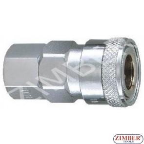 "Cuplaj rapid cu filet interior 3/8"" ZDC-2 - ZIMBER"
