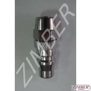 Cuplaj rapid pentru furtun 5X8mm ZDC-2 - ZIMBER
