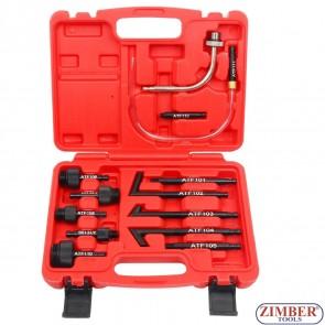 Set adaptoare pentru inlocuit ulei la cutii automate13-piese  - ZT-04B1093 - SMANN TOOLS