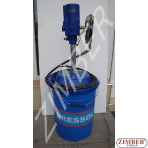 Gresor vaselina pneumatic - 20 KG - PRESSOL.