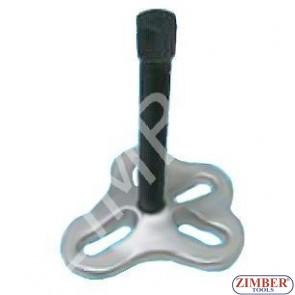 Dispozitiv pentru fulii de axe cu came si arbore cotit, tamburi -ZR-36PFT03 - ZIMBER TOOLS