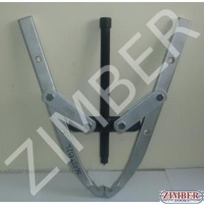 Presa Rulment cu 2 Ghiare LONG- 13 T. - ZIMBER