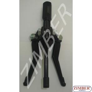 Presa Rulment cu 3 Ghiare - ZR-36UBCR -ZIMBER - TOOLS