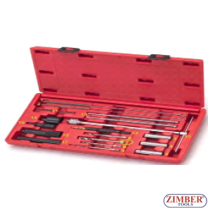 Parts of ZR-36GPTS19 - Tap M8×1.0mm - ZR-41PGPTS1907- ZIMBER TOOLS