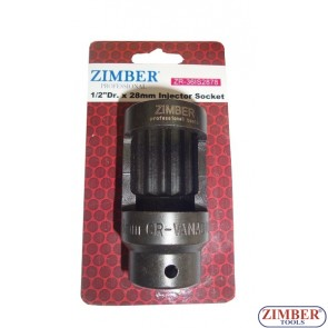 Tubulara pentru injectoare 28mm, ZR-36IS2878 - ZIMBER TOOLS.