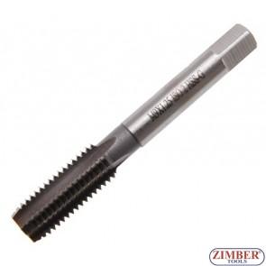 Tarod pentru Insertie Spiralata Reparat Filete - M10*1,25 - ZR-36RTM10125 - ZIMBER -TOOLS