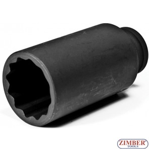 "Tubulara de IMPACT 1/2"" 36-mm 12-Pereti, ZR-08ANS1236 - ZIMBER-TOOLS"