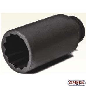 Cheie tubulara pentru piulita butuc 30mm 1/2(ZT-04361) - SMANN TOOLS.