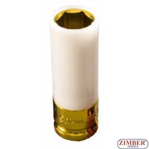 Tubulara 19mm  de forta ,cu protectie pt jante aliaj - ZIMBER