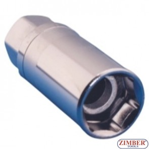 "Cheie Bujie Tubulara 16.mm 3/8"" ""MAGNETIC"" ,ZR-04SP3816V01  - ZIMBER TOOLS"