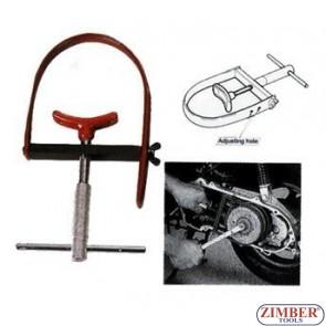 Cheie blocare fulie  motociclete - ZR-36PH - ZIMBER.
