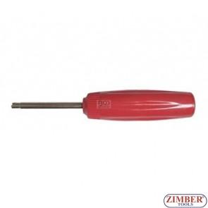 Surubelnita Ventil Roata - ZB-1550 - 0.25 NM - BGS.