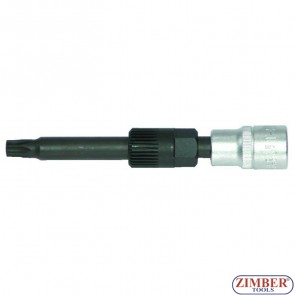 "Cheie Alternator XZN 1/2"" T50 x 110-mm  - ZIMBER TOOLS"