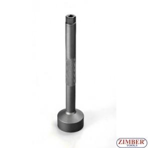 Dispozitiv demontat bara de directie 35-45mm, lungime 400mm.  ZR-36AJT - ZIMBER-TOOLS